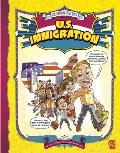 U.S. Immigration (Graphic Library: Cartoon Nation)
