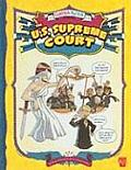 The U.S. Supreme Court (Graphic Library: Cartoon Nation) by Danny Fingeroth