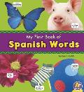 My First Book of Spanish Words (A+ Books: Bilingual Picture Dictionaries) Cover
