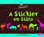 A Stickler on Stilts (Pebble Plus: Zoo Animal Mysteries)