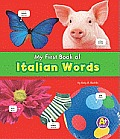 My First Book of Italian Words (Bilingual Picture Dictionaries)
