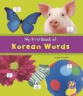 My First Book of Korean Words (Bilingual Picture Dictionaries) Cover