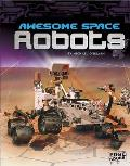 Awesome Space Robots (Edge Books: Robots)