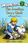 The Josefina Story Quilt [With Paperback Book]