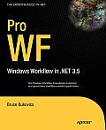 Pro WF: Windows Workflow in .NET 3.5