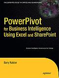 PowerPivot for Business Intelligence Using Excel & SharePoint