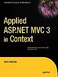 Applied ASP.Net MVC 3 in Context