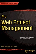 Pro Web Project Management Cover