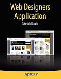 Web Designers Application Sketch Book