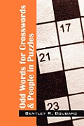 Odd Words for Crosswords & People in Puzzles