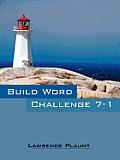 Build Word Challenge 7-1