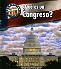 Mi Primera Gu-A Acera del Gobierno (First Guide To Governmen #1: Qu' Es un Congreso? / What's Congress?