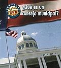 "Mi Primera Gu-A Acera del Gobierno (First Guide To Governmen                                        "" #2: Qu' Es un Consejo Municipal? / What's a City Council?"