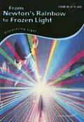 Chain Reactions #2: From Newton's Rainbow to Frozen Light: Discovering Light
