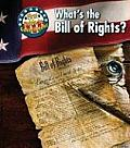 First Guide to Government #3: What's the Bill of Rights?