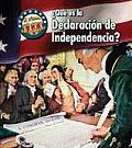 Mi Primera Gu-A Acerca del Gobierno (First Guide To Governme #3: Qu' Es La Declaracin de Independencia? (What's the Declaration of Independence?)