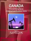 Canada Mineral & Mining Sector Investment and Business Guide