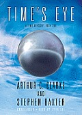 Time's Eye: A Time Odyssey, Book One Cover