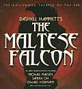 The Maltese Falcon (Abridged) Cover