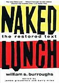 Naked Lunch: The Restored Text Cover