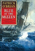 Blue at the Mizzen [With Headphones]