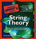 The Complete Idiot's Guide to String Theory (Complete Idiot's Guides)