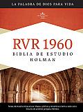 Biblia de Estudio Holman-Rvr 1960 = Biblia de Estudio Holman-Rvr 1960