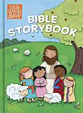 Little Words Matter Bible Storybook (Padded Board Book) (Little Words Matter)