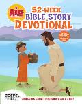 The Big Picture Interactive 52-Week Bible Story Devotional: Connecting Christ Throughout God S Story (Gospel Project)