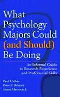 What Psychology Majors Could (And Should) Be Doing (09 Edition)