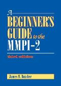 Beginners Guide to the MMPI 2