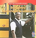 Bus Drivers / Conductores de Autobuses (People in My Community/Mi Comunidad)