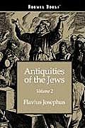 Antiquities of the Jews Volume 2