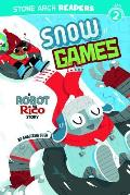 Snow Games (Stone Arch Readers - Level 2)