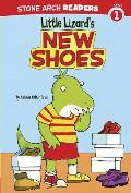 Little Lizard's New Shoes (Stone Arch Readers - Level 1)