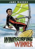 Windsurfing Winner (Jake Maddox)