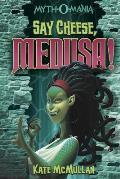 Myth-O-Mania #03: Say Cheese, Medusa!