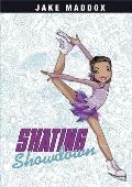 Skating Showdown (Jake Maddox: Jake Maddox Girl Sports Stories)