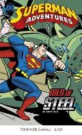 Men Of Steel (DC Comics: Superman Adventures) by Paul Dini