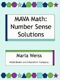 Mava Math: Number Sense Solutions