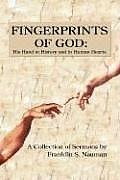 Fingerprints of God: His Hand in History and in Human Hearts: A Collection of Sermons by