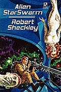 Alien Starswarm / Human's Burden (Wildside Double #6) by Robert Sheckley