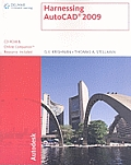 Harnessing AutoCAD 2009 [With CDROM] (Autodesk)