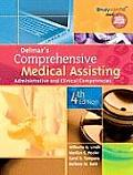 Delmar's Comprehensive Medical Assisting: Administrative and Clinical Competencies (Delmar's Comprehensive Medical Assisting) Cover