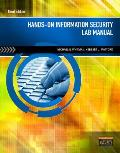 Hands-on Information Security Lab Manual - With CD (3RD 11 Edition)