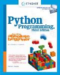 Python Programming for the Absolute Beginner Cover