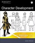 Character Development in Blender 2.5- With CD (12 Edition)