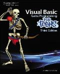 Visual Basic Game Programming for Teens, Third Edition Cover