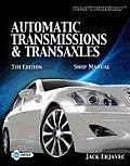 Automatic Trans. - Classroom Manual (5TH 11 Edition)
