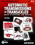 Automatic Transmiss. and Transaxles : Natef (3RD 10 - Old Edition)